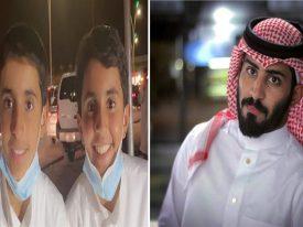 """هاشتاق """" عبدالرحمن المطيري"""" يثير ضجة ويتصدر تويتر  ومغردون يكشفون مفاجأة بشأن قصة أطفال مشروب الطاقة بالقصيم!"""