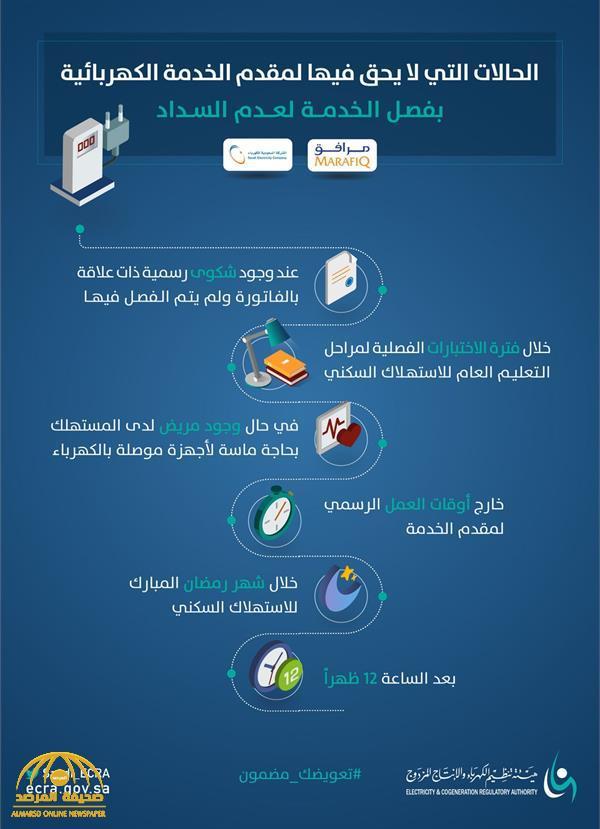 إدارة يستفز رفيق مواعيد عمل شركة الكهرباء في رمضان Alterazioni Org