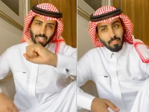 """شاهد: """"عبدالرحمن المطيري"""" يخرج عن صمته ويرد على اتهامه باستغلال """"توأم بريدة"""" في إعلان """"مشروب الطاقة"""""""