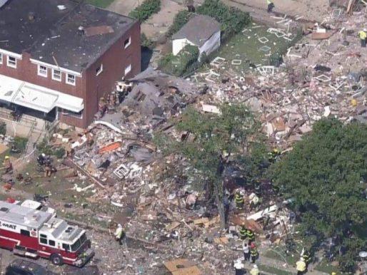 رويترز: انفجار قوي يهز مدينة بالتيمور الأميركية-فيديو