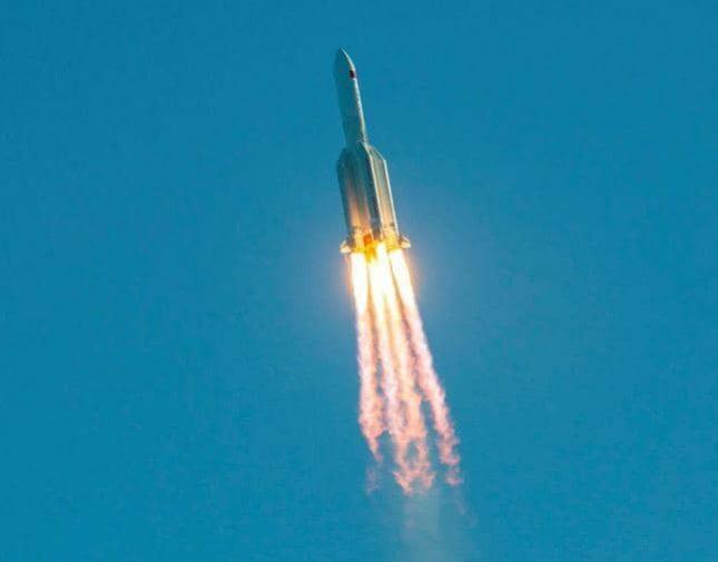 عالم فضاء يكشف مدى خطورة خروج الصاروخ الصيني عن السيطرة وتهديده للبشر